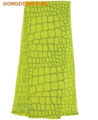 """MARNA """"Крокодил"""" Мочалка с ребристой текстурой, средняя жёсткость, 20 см. на 100 см. от GorodTokyo"""