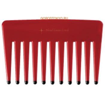 """Vess """"Head Cassa Comb"""" Гребень для волос и массажа кожи головы. (фото, вид 2)"""