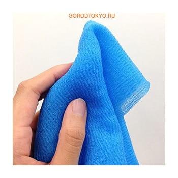 """Ohe Corporation """"Cure Nylon Towel"""" (Regular) Мочалка массажная жесткая, 28 см. на 110 см. (фото, вид 2)"""