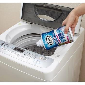 """ST """"Ultra Powers"""" Жидкое средство для очистки барабана всех типов стиральных машин, с дезодорирующим эффектом, 550 г. (фото, вид 1)"""