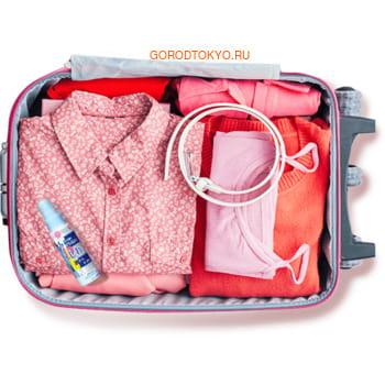 LION Спрей для одежды разглаживающий складки и удаляющий запах с одежды, карманный - 70 гр. (фото, вид 1)