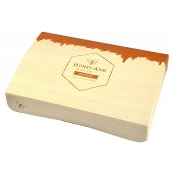 MASTER SOAP «Honey soap set» Набор «Мёд и травы», 4 шт. х 70 г. (фото, вид 1)