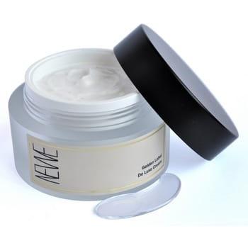 "Newe ""Golden Label De Luxe Cream Anti-Wrinkle"" Антивозрастной крем для лица с частицами золота, 50 г. (фото, вид 1)"