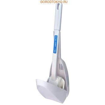 """Ohe Corporation """"Acrylic Toilet Сase Brush"""" Губка для туалета с ручкой, акриловая, в боксе. (фото, вид 1)"""