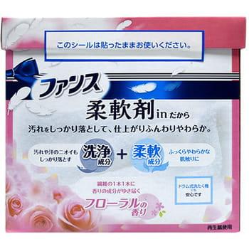 """Daiichi """"Funs"""" Стиральный порошок концентрированный 2-в-1 с кондиционирующим эффектом, 900 г. (фото, вид 1)"""