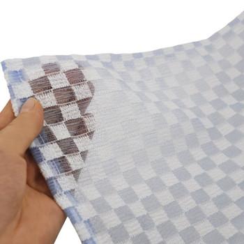 """Aisen """"Deo Chitosan"""" Мочалка для тела с хитозаном, жёсткая, голубая, 28 х 100 см, 1 шт. (фото, вид 2)"""