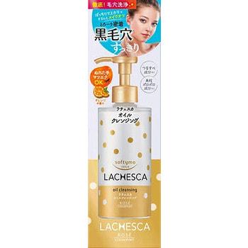 KOSE Cosmeport «Softymo Lachesca» Гидрофильное масло для очищения лица и снятия макияжа, 230 мл. (фото, вид 1)