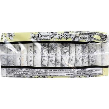 """Unicharm """"Center-in"""" Тонкие гигиенические прокладки - Super 24 см, с крылышками, пачка 17 шт. (фото, вид 1)"""