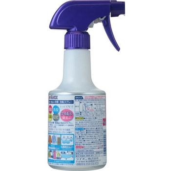 """Lion """"Top Nanox"""" Дезинфицирующий и дезодорирующий спрей для одежды и изделий из ткани, 350 мл. (фото, вид 1)"""