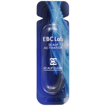 """Momotani """"EBC Lab Scalp clear scalp activator"""" Сыворотка-активатор для жирной кожи головы, 14 шт. по 2 мл. (фото, вид 1)"""