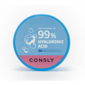 "Consly ""Hyaluronic Acid Moisture Gel"" Увлажняющий гель с гиалуроновой кислотой, 300 мл. (фото, вид 1)"