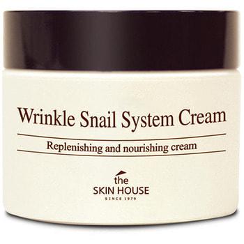"The Skin House ""Snail Cream"" Улиточный крем антивозрастной, 50 мл. (фото, вид 1)"