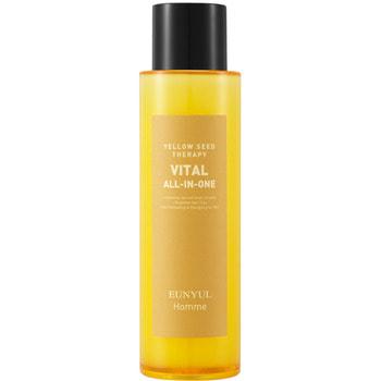 "Eunyul ""Yellow Seed Therapy Vital Homme All-In-One"" Многофункциональное витаминизирующее средство для ухода за кожей для мужчин, 150 мл. (фото, вид 3)"