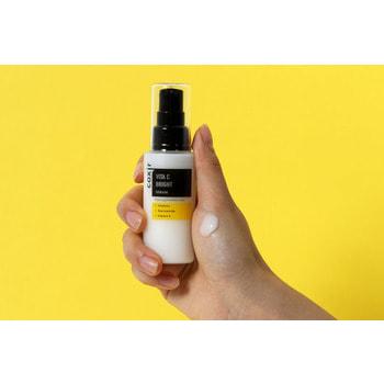 """Coxir """"Vita C Bright Serum"""" Сыворотка выравнивающая тон кожи с витамином С, 50 мл. (фото, вид 2)"""