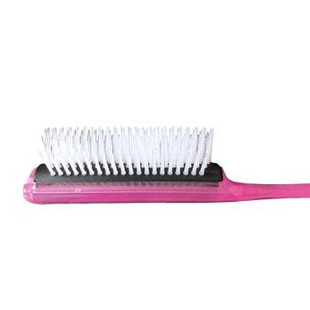 """Vess """"Blow brush С-150"""" Профессиональная щетка для укладки волос С-150, цвет ручки сиреневый. (фото, вид 2)"""