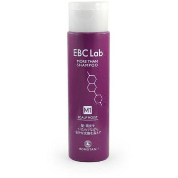 "Momotani ""EBC lab scalp moist more than shampoo"" Увлажняющий шампунь для придания объема, для сухой кожи головы, 290 мл. (фото, вид 1)"