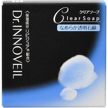 """Product Innovation """"Dr. Innoveil"""" Сохраняющее влагу косметическое мыло для жирной, комбинированной и проблемной кожи лица с липидурами и маслом лаванды, 100 гр. (фото, вид 2)"""