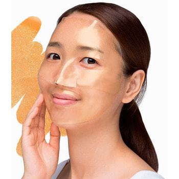 "Koelf ""Gold & Royal Jelly Hydro Gel Mask Pack"" Гидрогелевая маска для лица с коллоидным золотом и пчелиным маточным молочком, 30 гр. (фото, вид 1)"