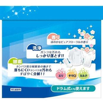 """Daiichi """"Funs Clean"""" Порошок стиральный с ферментом яичного белка для полного устранения пятен, 900 гр. (фото, вид 1)"""