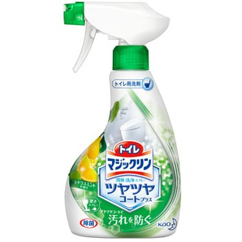 "KAO ""Magiclean Toilet"" Моющее средство для туалета с дезодорирующим эффектом, мятно-цитрусовый аромат, спрей 380 мл. (фото, вид 1)"