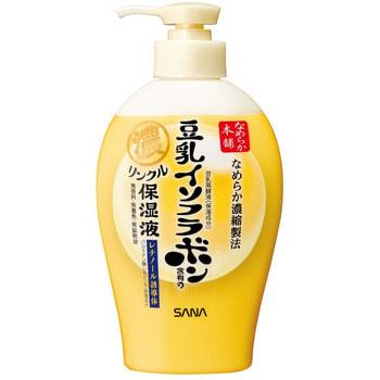 """Sana """"Wrinkle Milk"""" Увлажняющее и подтягивающее молочко, с ретинолом и изофлавонами сои, 230 мл. (фото, вид 1)"""