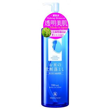 """Momotani """"Clear Cleansing Lotion"""" Очищающий лосьон для снятия макияжа, 390 мл. (фото, вид 1)"""