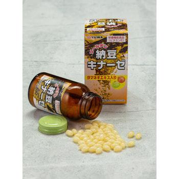"""Yuwa """"Золотой Натто"""" Биологически активная добавка к пище, 420 мг., 150 капсул. (фото, вид 3)"""