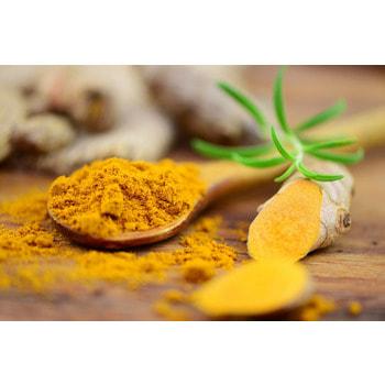"Yuwa ""Экстракт осенней куркумы"" Биологически активная добавка к пище, 350 мг., 60 капсул. (фото, вид 3)"