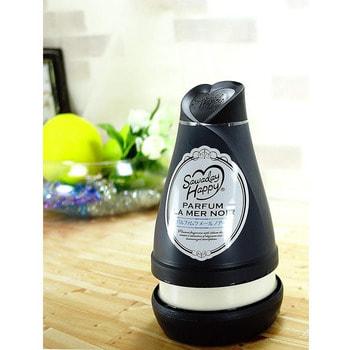 """Kobayashi """"Sawaday Happy Parfum La Mer Noir"""" Освежитель воздуха для комнаты, со свежим ароматом цветов и моря, 150 г. (фото, вид 3)"""