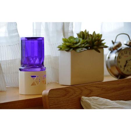 "Earth Biochemical ""Sukki-ri!"" Жидкий дезодорант-ароматизатор для комнаты, с цветочным ароматом, ""Великолепная лаванда"", 400 мл. (фото, вид 3)"