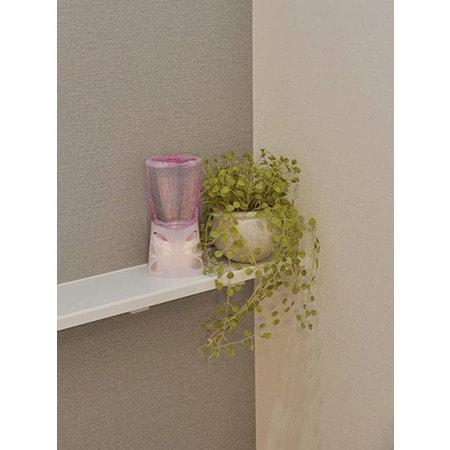 "Earth Biochemical ""Sukki-ri!"" Жидкий дезодорант-ароматизатор для туалета, с цветочным ароматом, ""Белые цветы"", 400 мл. (фото, вид 4)"
