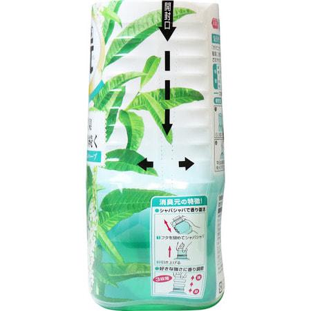 """Kobayashi """"Shoshugen Fairy Botanical Herbs"""" Жидкий дезодорант для комнаты """"Ботаника"""", с ароматом вербены, мускуса и цитрусовых, 400 мл. (фото, вид 3)"""