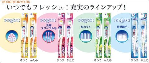 "Dentalpro Зубная щётка ""Fresh Hard-Tip"", жёсткая, 1 шт. (фото, вид 2)"