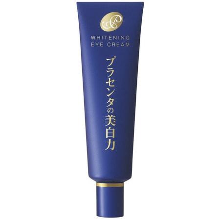 """Meishoku """"Placenta Whitening Eye Cream"""" Крем с экстрактом плаценты для кожи вокруг глаз с отбеливающим эффектом, 30 гр. (фото, вид 1)"""