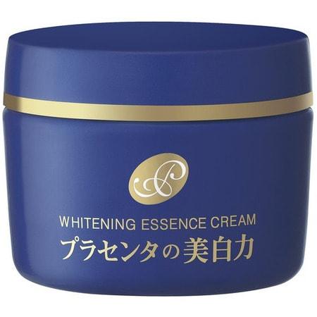 """Meishoku """"Placenta Essence Cream"""" Крем-эссенция с экстрактом плаценты, с отбеливающим эффектом, 55 г. (фото, вид 1)"""