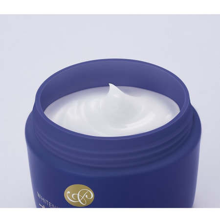 """Meishoku """"Placenta Essence Cream"""" Крем-эссенция с экстрактом плаценты, с отбеливающим эффектом, 55 г. (фото, вид 2)"""