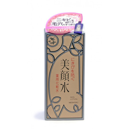 "Meishoku ""Bigansui Skin Lotion"" Лосьон для проблемной кожи лица, 80 мл. (фото, вид 1)"