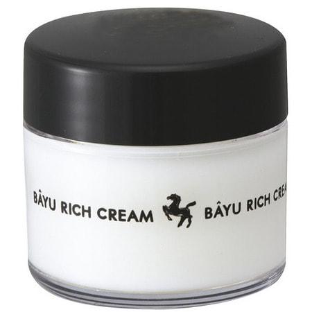 """Meishoku """"Cream Horse oil"""" Крем для очень сухой кожи лица с натуральным лошадиным жиром и скваланом, 30 гр. (фото, вид 1)"""
