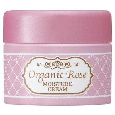 """Meishoku """"Organic Rose Moisture Cream"""" Увлажняющий крем с экстрактом дамасской розы, 50 гр. (фото, вид 1)"""