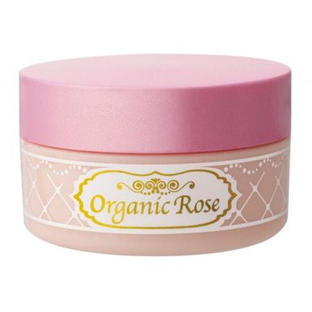 """Meishoku """"Organic Rose Skin Conditioning Gel"""" Увлажняющий гель-кондиционер для кожи лица с экстрактом дамасской розы, 90 гр. (фото, вид 1)"""