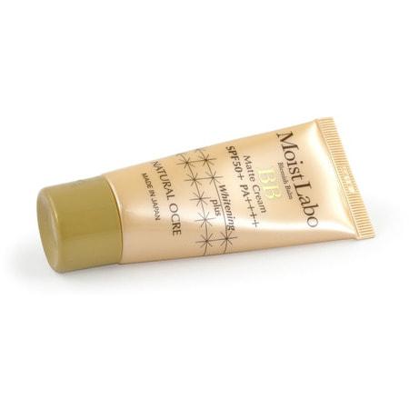 "Meishoku ""Moisture Essense Cream"" Увлажняющий матирующий тональный крем-эссенция, тон №3 ""натуральная охра"", SPF 40 PA+++, 33 гр. (фото, вид 1)"