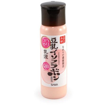 "Sana ""Soy Milk Haritsuya Lotion"" Увлажняющее молочко с изофлавонами сои и капсулированным коэнзимом Q10, 150 мл. (фото, вид 1)"