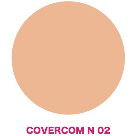 "Sana ""SPF 50 Covercom powder"" Пудра компактная для лица, SPF 50, тон 02, 10 г. (фото, вид 3)"