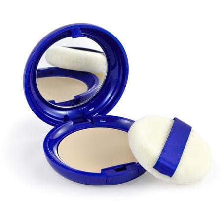 "Sana ""Pore Putty Face Powder"" / Пудра компактная для лица (прозрачная). (фото, вид 1)"