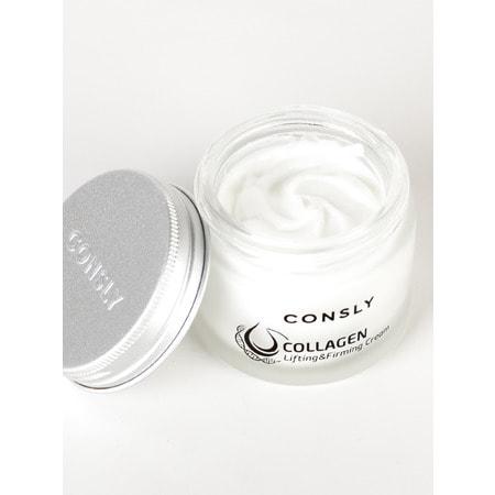 "Consly ""Collagen Lifting&Firming Cream"" Лифтинг-крем для лица, 70 мл. (фото, вид 2)"