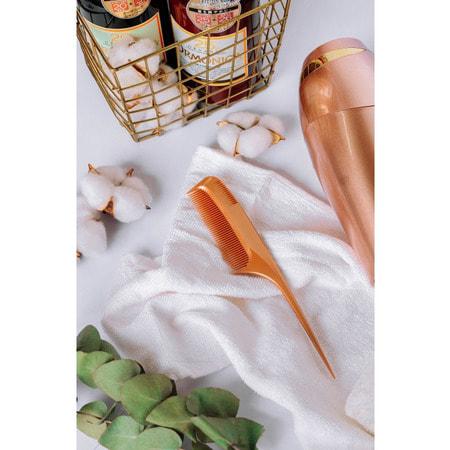 """Vess """"Arrange Comb For Styling"""" Расческа-гребень для укладки волос с частыми зубцами. (фото, вид 4)"""
