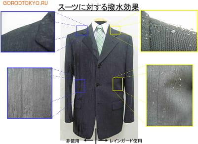 "LION ""Rain Guard"" Водоотталкивающее средство для одежды, 180 мл. (фото, вид 1)"