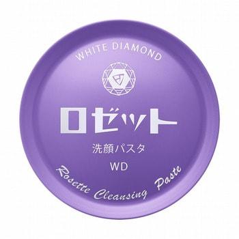 Rosette Увлажняющее средство для умывания, выравнивающее тон кожи, с серой, алмазно-жемчужной пудрой и восемью косметическими компонентами, с ароматом белой розы, 90 г. (фото)