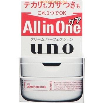 SHISEIDO «Uno» Мужской крем для лица «Всё в одном», 90 г. от GorodTokyo