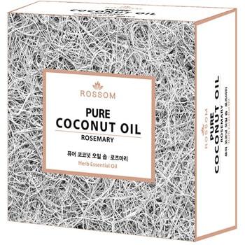 MUKUNGHWA Мыло туалетное твёрдое из 100% масла кокоса, с экстрактом розмарина и травяными эфирными маслами, 100 г.Косметическое мыло<br>Высококачественная основа из 100% кокосового масла создает обильную пену, а мельчайшие пузырьки очень мягко и нежно воздействуют на кожу.  Входящие в состав мыла экстракты розмарина и лаванды увлажняют кожу, придают ей эластичность и здоровый внешний вид.  Питательная смесь масел кокоса, оливы и жожоба омолаживает кожу, делает ее ровной, гладкой и сияющей.<br>